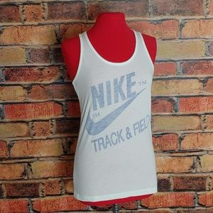 Nike Graphic Racerback Tank